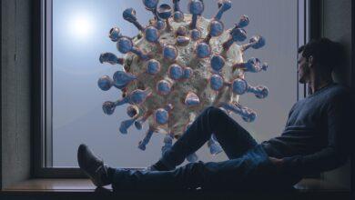 صورة تداعيات نفسية خطيرة لكرونا الفيروس المستجد