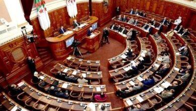 صورة عرض مخطط عمل الحكومة على أعضاء مجلس الأمة الثلاثاء
