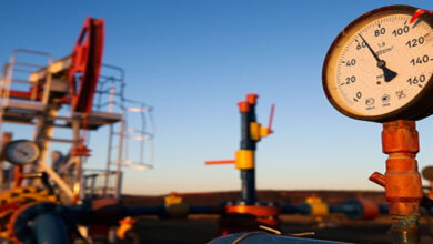 صورة تذبذب في أسعار النفط