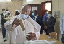 صورة عهدة خامسة لرئيس جيبوتي