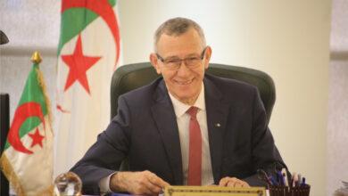 صورة البروفيسور عمار بلحيمر وزير الإتصال ، الناطق الرسمي للحكومة للموقعين الإلكترونيين الحدث-dz و الجزائر الجديدة .dz: