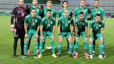 صورة مونديال 2022 (تصفيات/ الجولة الاولى): الجزائر-جيبوتي يوم السبت 5 يونيو بملعب مصطفى تشاكر