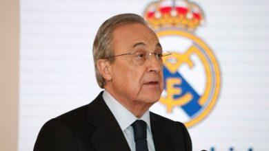 صورة ريال مدريد.. بيريز رئيسًا حتى 2025