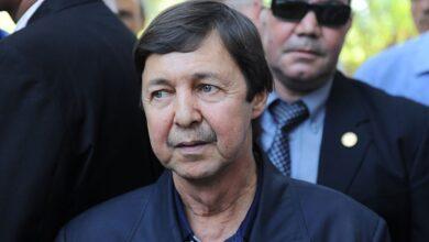 صورة التحقيق مع سعيد بوتفليقة في قضية التمويل الخفي للحملة الإنتخابية
