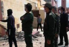 صورة الاحتلال المغربي يعتقل الناشطة الصحراوية أم السعد زاوي وابنتها