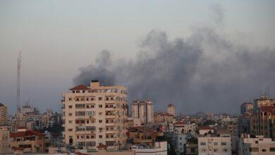 صورة ارتفاع عدد شهداء غزة إلى 83