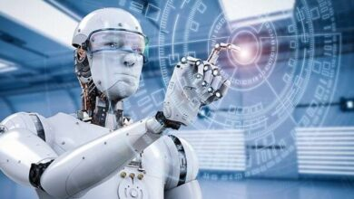 صورة روبوتات بأنسجة عضلية حية