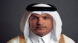 صورة أوامر بالقبض على وزير المالية القطري