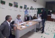 صورة تمديد آجال التصويت بساعة إضافية