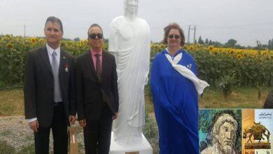 """صورة المجر تحتفي بـ """"الفيلسوف الجزائري أبوليوس"""" صاحب أول رواية في العالم"""