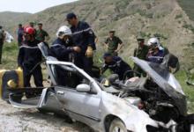 صورة وفاة 8 أشخاص في حوادث المرور خلال 24 ساعة