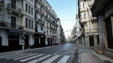 صورة أمن العاصمة.. تسجيل 654 مُخالفة و30 اقتراح غلق للمحلات المُخالفة