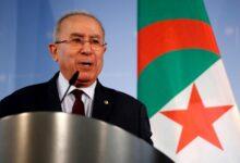 """صورة لعمامرة : """"قطع الجزائر لعلاقاتها مع المغرب كان بعد الأعمال العدائية للمملكة"""""""