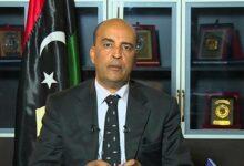 صورة نائب رئيس المجلس الرئاسي الليبي يعزي في وفاة الرئيس الراحل بوتفليقة