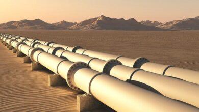 صورة انتصار جديد للجزائر.. الشروع في إنجاز أنبوب الغاز الرابط مع نيجيريا