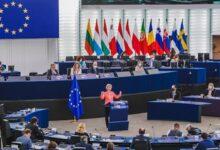 صورة البرلمان الأوروبي يعقد جلسة خاصة حول تونس الثلاثاء المقبل